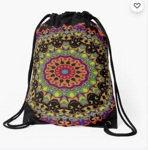 Devil Dipped_ Drawstring Bag